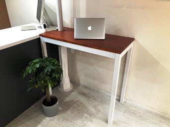 Egyedi fa irodaasztal